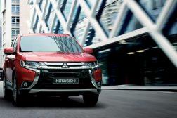 Mitsubishi fornyer tilbudet