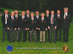 ESGA Masters 2016