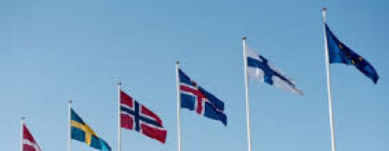 Nordisk erstatter Island