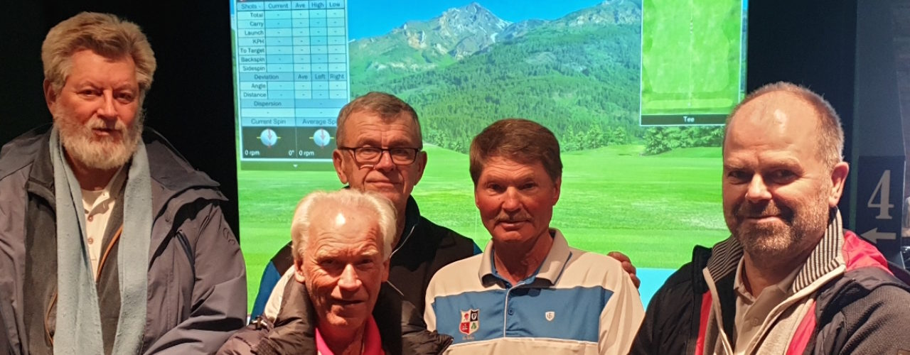 Ulf og Lasse slo ut alle inne.